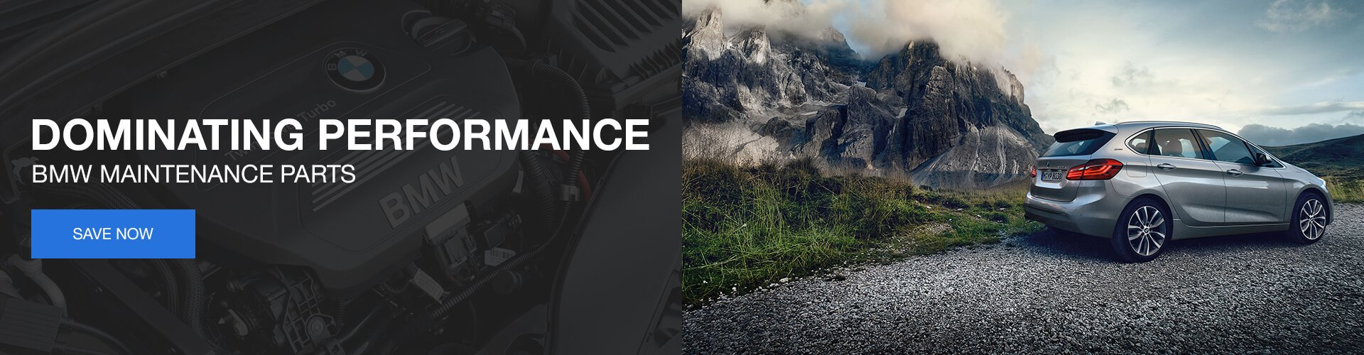 Genuine BMW Maintenance Parts