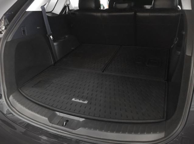 Genuine 2016-2018 Mazda CX-9 Cargo Tray Accessory