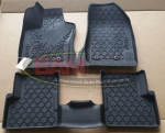 2015-17 Jeep Renegade Slush Mat Rubber Floor All Weather Mat OEM