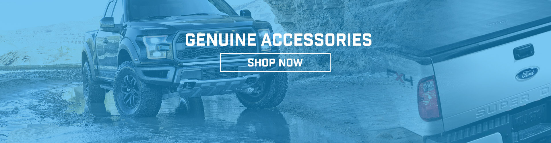 Ford OEM accessories