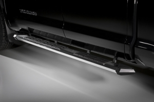 Tundra  Stealth Stainless Running Boards