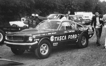 1965 SOHC Mustang