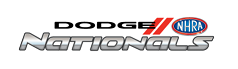 Dodge NHRA Nationals logo