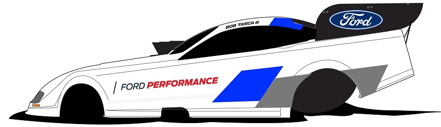 Ford Performance Tasca Racing Shelby Mustang