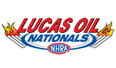 Lucas Oil NHRA Nationals logo