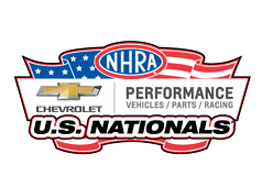 Chevrolet Performance U.S. Nationals logo