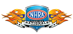 NHRA Carolina Nationals logo