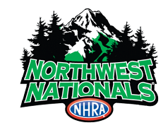 NHRA Northwest Nationals logo