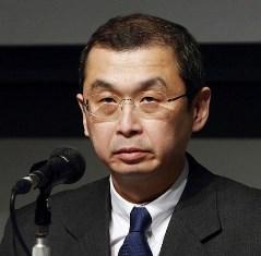 Shigehisa Takada, chief executive of Takata