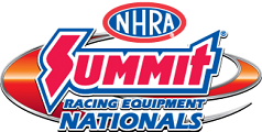 Summit Racing Equipment NHRA Nationals logo
