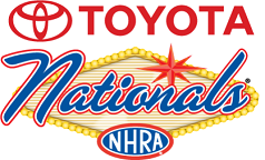 NHRA Toyota Nationals logo