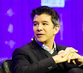 Travis Kalanick, CEO of Uber