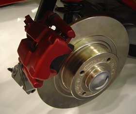 Calipers have a core and a core charge.