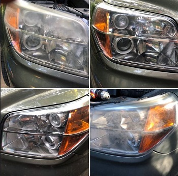 Clean your headlights and tail lights regularly and replace burnt out bulbs to keep yourself and other drivers safe on the roads.