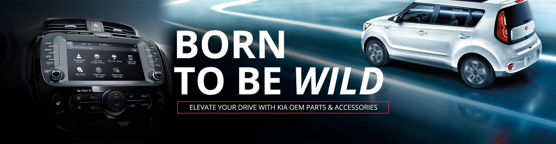 OEM Kia Parts & Accessories