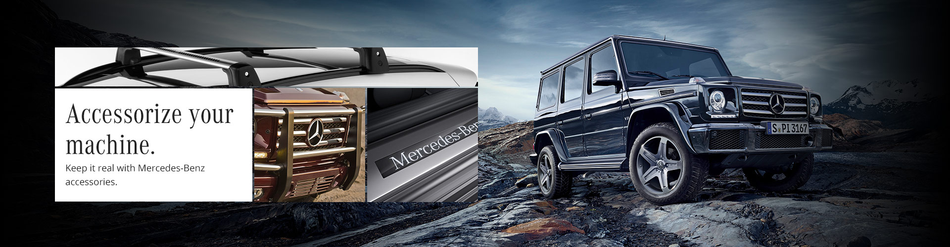 OEM Mercedes-Benz Accessories