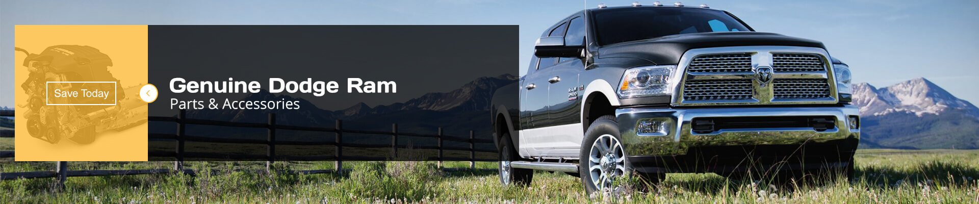 Dodge Ram Genuine Parts & Accessories