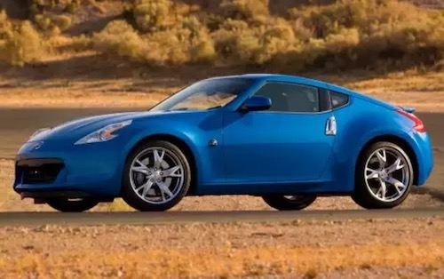 Nissan Introduced The 370Z In 2009, And This 2 Door, 2 Seater Is  Manufactured In A Coupe Or A Roadster Body Style. Easily Recognizable And  Fun To Drive, ...