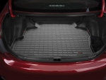 2007 - 2011 Toyota Yaris Hatchback 3 door Black Cargo Liners