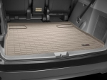 2011 - 2015 Toyota Sienna Tan Cargo Liners