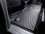 2011 - 2015 Toyota Sienna Black Rear FloorLiner