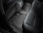 2014 - 2015 Toyota Highlander Black Rear FloorLiner