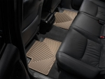 2012 - 2013 Toyota Tacoma Tan Rear FloorLiner