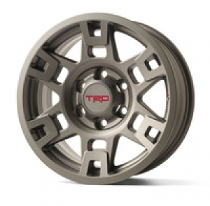 "17"" Wheel  PTR20-35110-GR : TRD 17-In Alloy Wheel - Matte Gray"