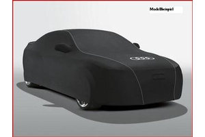 Indoor Car Cover Black