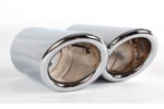 Exhaust Tips - Chrome