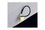 Outdoor Car Cover Cable and Lock