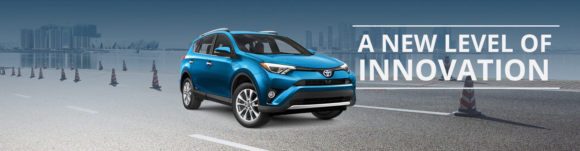 Toyota Genuine Accessories & Parts