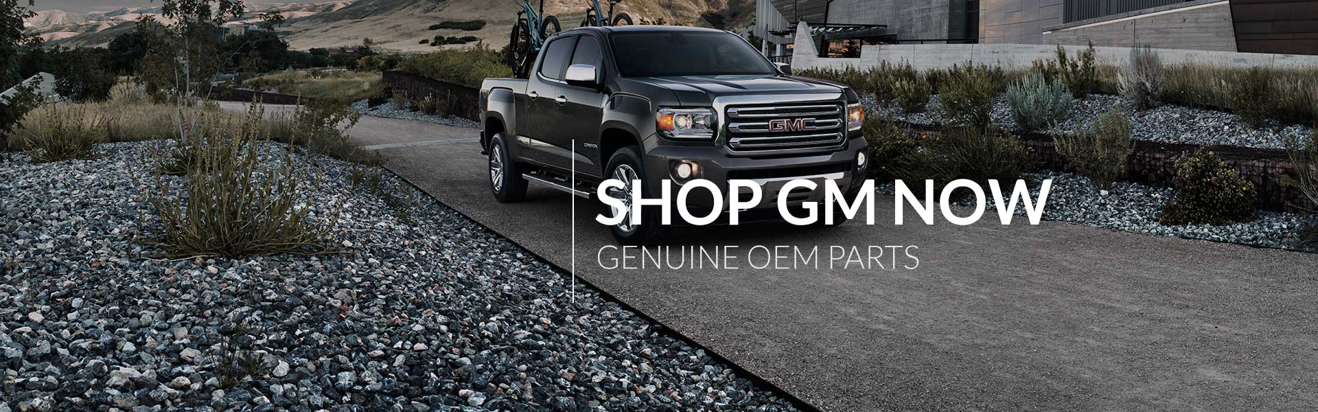 Shop GM parts now