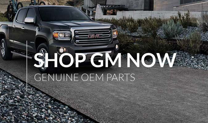 Shop GM Now
