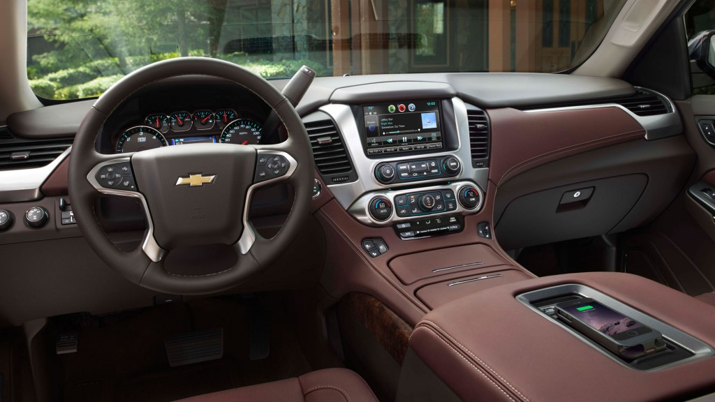 2015 Chevrolet Tahoe Interior Accessories