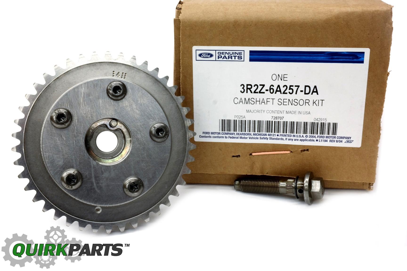2004 2010 Ford F 150 46l 54l Variable Timing Camshaft Phaser Engine Parts Diagram 5 4l V8 Sensor Kit Oem 3r2z 6a257 Da Quirk