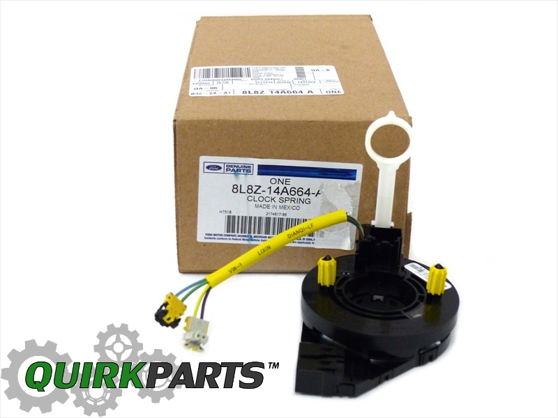 ford focus clock spring replacement