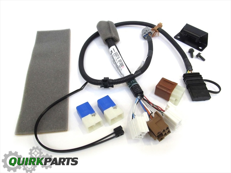 20052015 Nissan Frontier Crew King Cab 4 Pin Trailer Tow Wiring Harness Oem New: Nissan Frontier Towing Wiring Harness At Johnprice.co