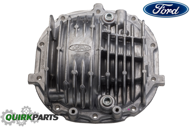 "85-2014 Ford Mustang GT500 Rear 8.8"" Axle Differential Cover Aluminum Finned OEM"
