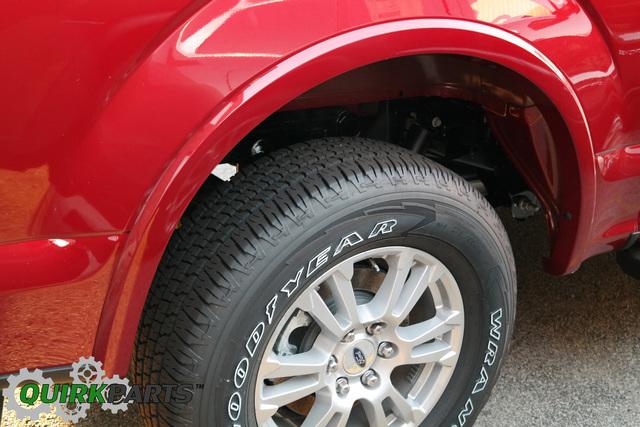 2015 2016 Ford F 150 Rear Passenger Wheel Lip Molding Fender Flare