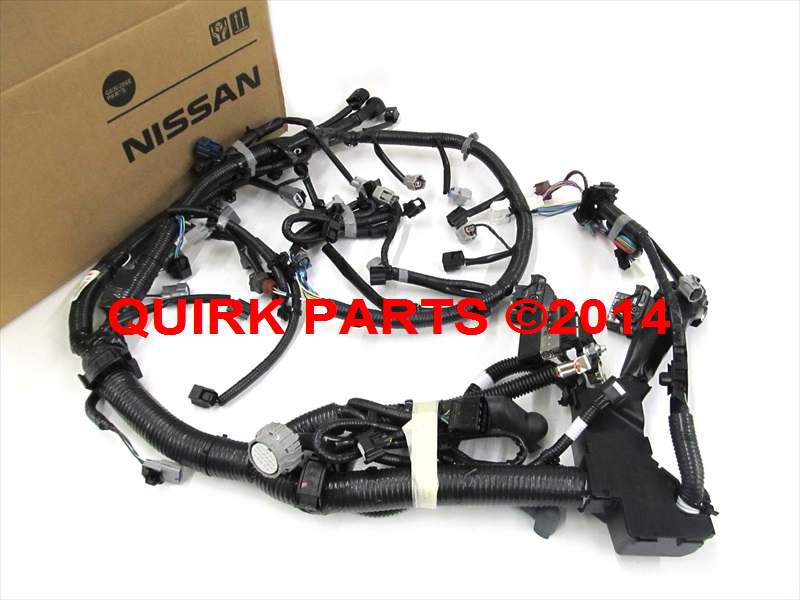 2012 2014 nissan altima engine wiring harness oem brand new genuine2012 2014 nissan altima engine wiring harness oem brand new genuine 24011 3ta1a