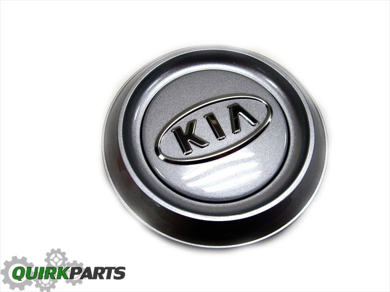 2006 Kia Sorento Wheel Hub Center Cap Cover Genuine Oem New 52960