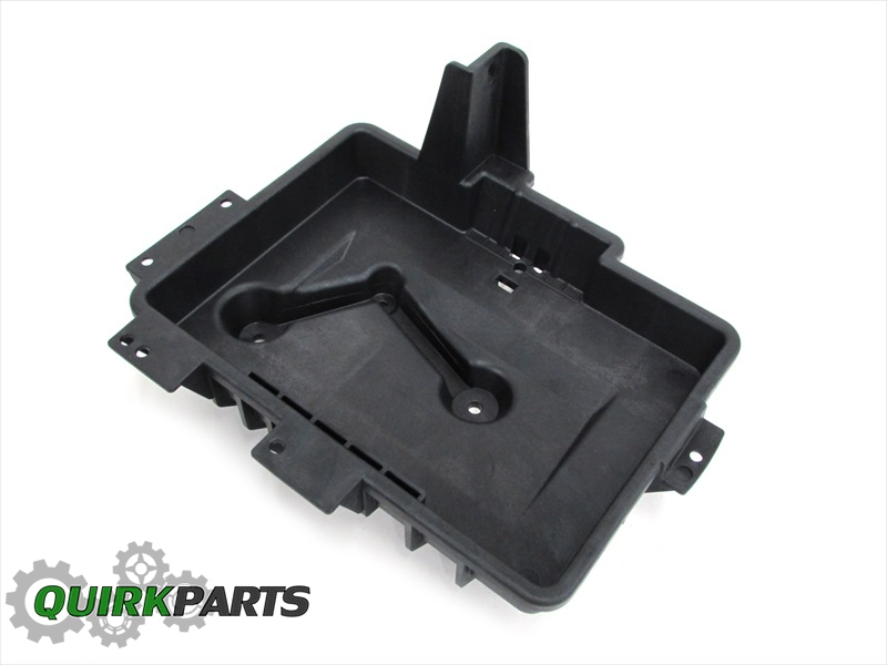 Ford Edge Lincoln Mkx Battery Tray Mount Holder Carrier Oem New Ford Tz  A Quirk Parts