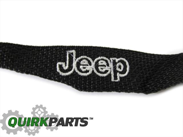 1997 2015 Jeep Wrangler Grab Handle Roll Bar Set Of 2 Mopar Genuine