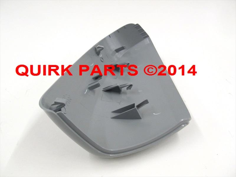 2007 2012 Nissan Sentra Left Driver Side Mirror Cover Skull Cap
