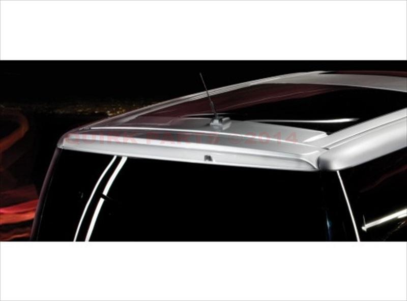 Ford Flex Rear Spoiler Wing Rear Roof Air Deflector Unpainted Oem New