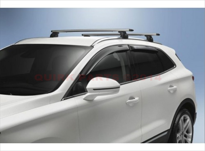 2015 Lincoln MKC Thule Roof Rack Carrier Cross Bars OEM NEW VEJ7Z 7855100 A