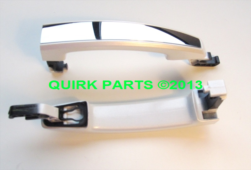 2013 Chevrolet Malibu & Buick Regal DOOR HANDLE PKG WHITE DIAMOND OEM GM GENUINE