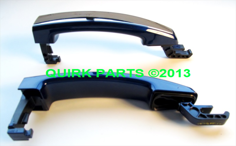 2013 Chevrolet Malibu & Buick Regal DOOR HANDLE PKG Metallic OEM GM GENUINE NEW