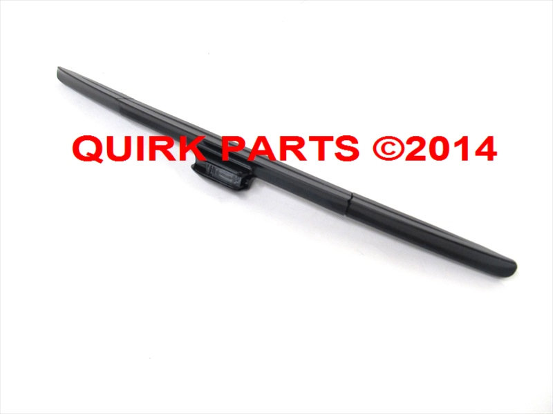 2010-2013 Nissan Maxima Altima Right Windshield Wiper Blade OEM NEW Genuine